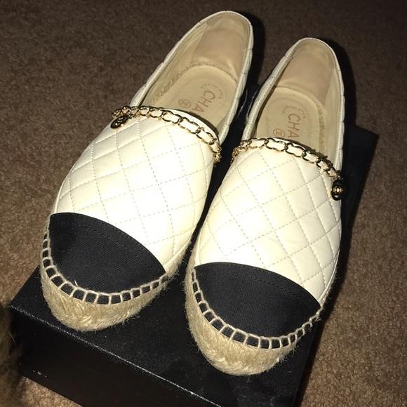 5cc36751eaa CHANEL Shoes - Chanel espadrilles shoes